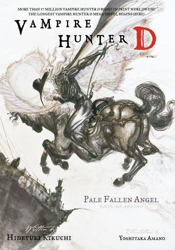 9781595821300: Vampire Hunter D Volume 11: Pale Fallen Angel Parts One and Two
