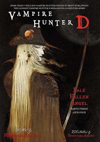 9781595821317: Vampire Hunter D Volume 12: Pale Fallen Angel Parts Three and Four: Pale Fallen Angel v. 12, Pt. 3 & 4 (Vampire Hunter D 12)