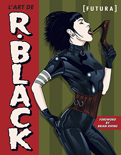 9781595821362: Futura: The Art of Rich Black