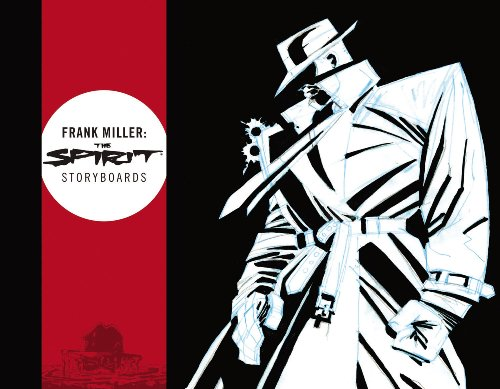 9781595821614: Frank Miller: The Spirit Storyboards