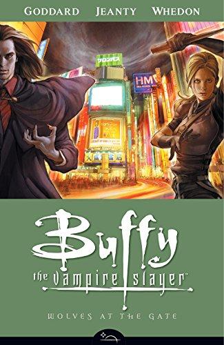 9781595821652: Buffy The Vampire Slayer Season 8 Volume 3: Wolves at the Gate: Wolves at the Gate v. 3