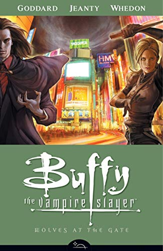 BUFFY THE VAMPIRE SLAYER V 3 WOLVES AT T