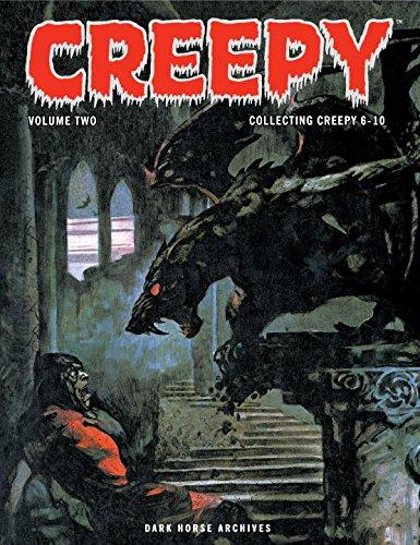 9781595821683: Creepy Archives Volume 2: v. 2