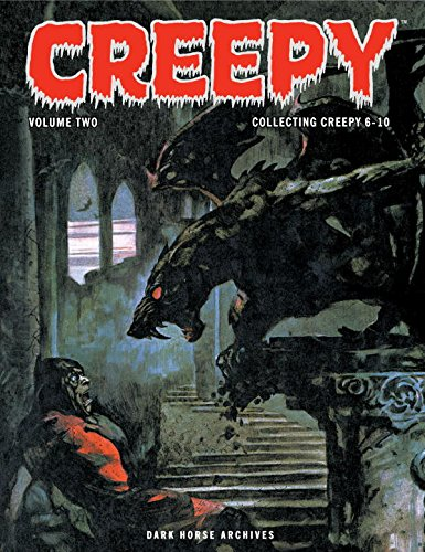 9781595821683: Creepy Archives Volume 2