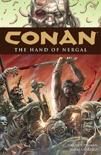 9781595821782: Conan Volume 6: Hand of Nergal: Hand of Nergal v. 6