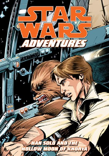 9781595821980: Star Wars: Adventures - Han Solo And The Hollow Moon Of Khorya