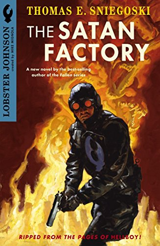 The Satan Factory (Lobster Johnson)