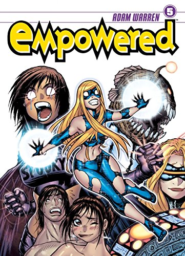 Empowered, Vol. 5: Warren, Adam