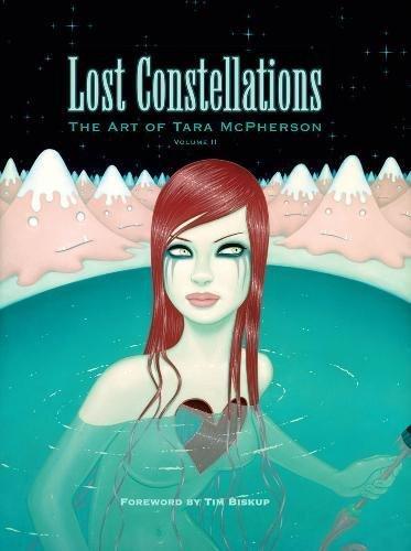 9781595822222: Lost Constellations: The Art of Tara McPherson Volume 2