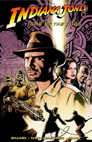 9781595822475: Indiana Jones and the Tomb of the Gods