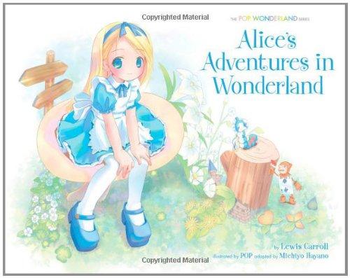 Alice's Adventures in Wonderland: the POP Wonderland: Michiyo Hayano