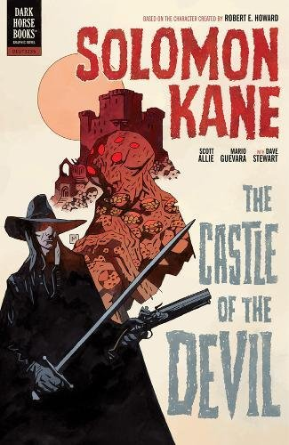 9781595822826: Solomon Kane Volume 1: The Castle of the Devil