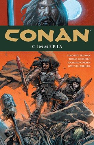 9781595822833: Conan Volume 7: Cimmeria