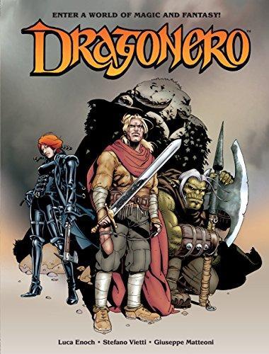 9781595822918: Dragonero