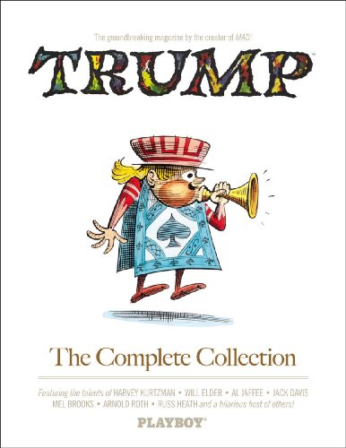 9781595822956: Playboy's Trump! The Complete Collection