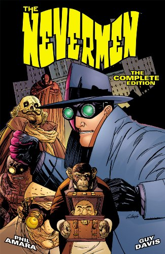 9781595823120: The Nevermen: Complete Edition