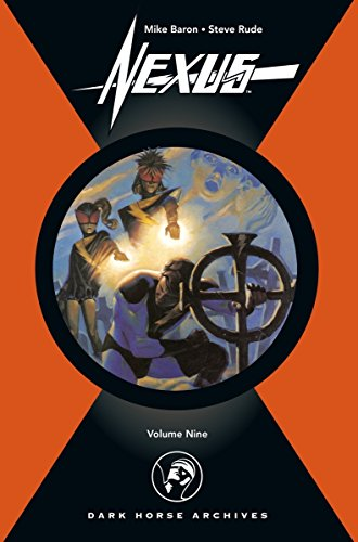 Nexus Archives Volume 9: Baron, Mike