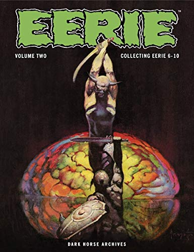 9781595823151: Eerie Archives, Vol. 2