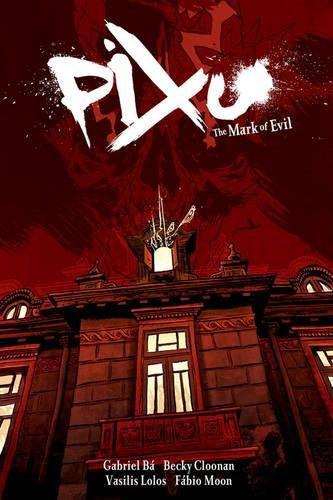 9781595823403: Pixu: The Mark of Evil