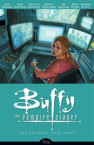 9781595823427: Buffy The Vampire Slayer Season 8 Volume 5: Predators And Prey