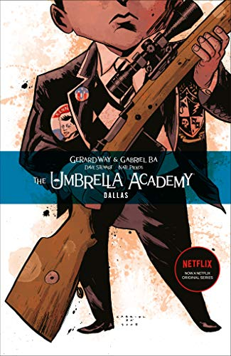 9781595823458: The Umbrella Academy vol.2: Dallas