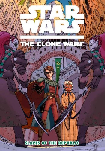 Star Wars: The Clone Wars - Slaves Of The Republic