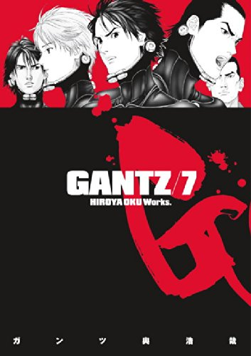 9781595823731: Gantz Volume 7 (Gantz Volume 1 Gantz Volume 6)