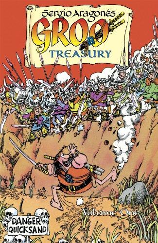 9781595823809: Groo Treasury 1