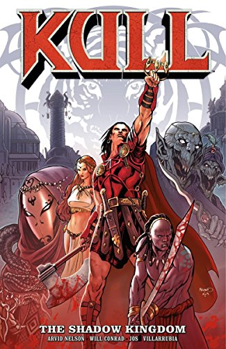 Kull Vol. 1 : The Shadow Kingdom
