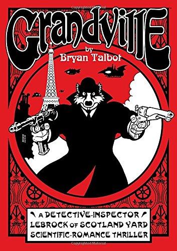 Grandville (9781595823977) by Talbot, Bryan