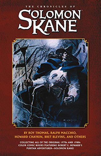 9781595824103: The Chronicles Of Solomon Kane
