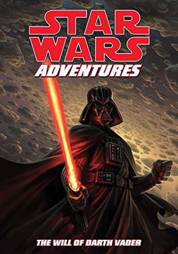 9781595824356: Star Wars Adventures: The Will of Darth Vader