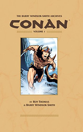 9781595824417: The Barry Windsor-Smith Conan Archives Volume 1