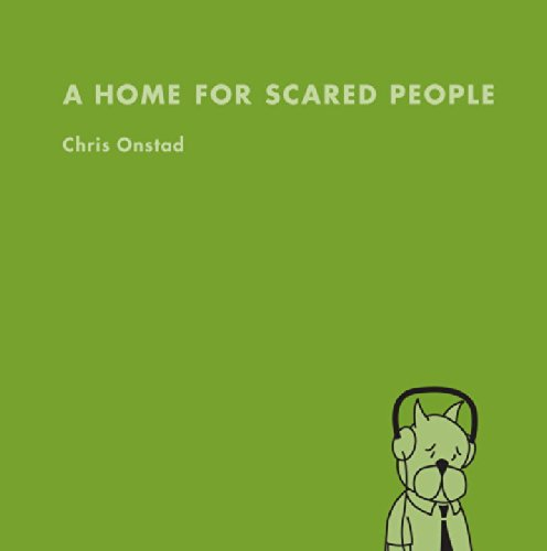 9781595824509: Achewood Volume 3: A Home for Scared People