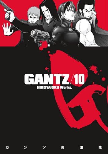 9781595824592: Gantz Volume 10