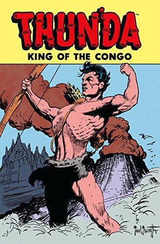 9781595824707: Thun'da, King of the Congo Archive
