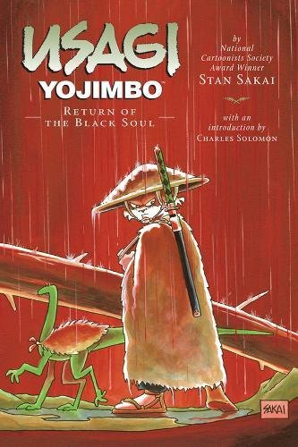 Return of the Black Soul: Stan Sakai; Dark