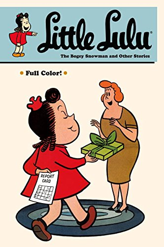 Little Lulu Volume 23: The Bogey Snowman and Other Stories: Stanley, John
