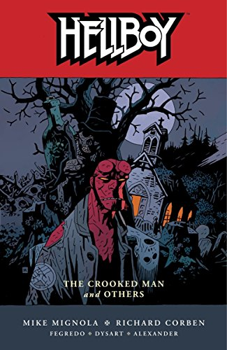 9781595824776: Hellboy, Vol. 10: The Crooked Man and Others