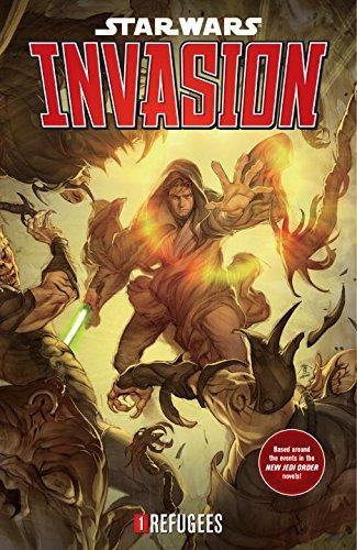 9781595824790: Star Wars: Invasion Volume 1 - Refugees
