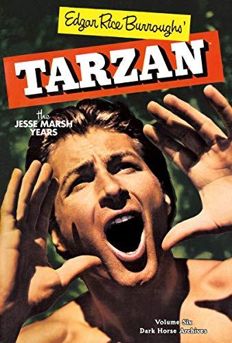 9781595824974: Tarzan Archives: The Jesse Marsh Years Volume 6 (Tarzan Archives 6)