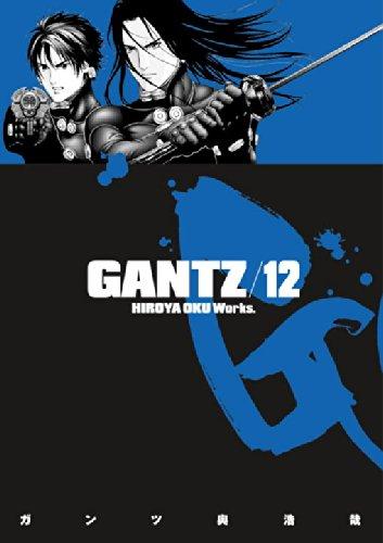 Gantz Volume 12: Oku, Hiroya