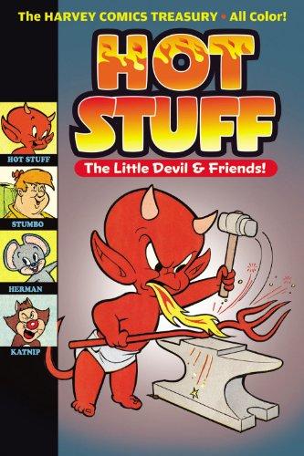 Hot Stuff the Little Devil & Friends: The Harvey Comics Treasury,Volume 2: Others