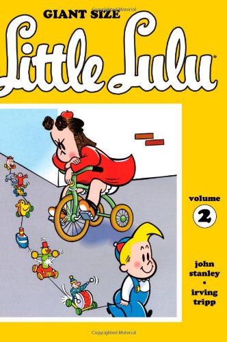9781595825407: Giant Size Little Lulu Volume 2