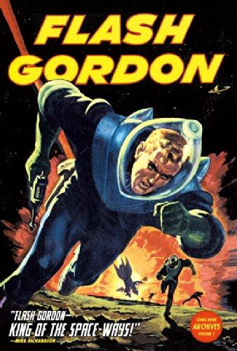9781595825599: Flash Gordon Comic Book Archives Volume 1