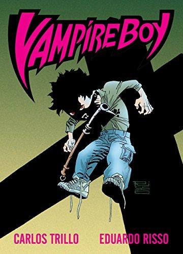 9781595825629: Vampire Boy