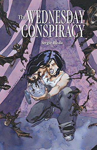 The Wednesday Conspiracy: Bleda, Sergio