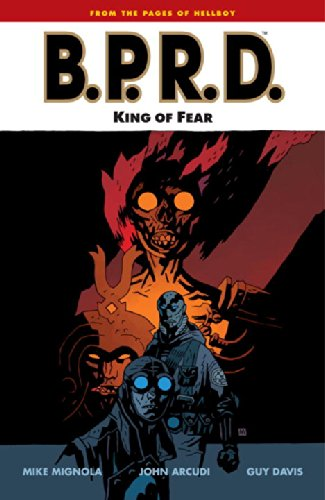 9781595825643: B.P.R.D. Volume 14: King of Fear TP (Bprd 14)