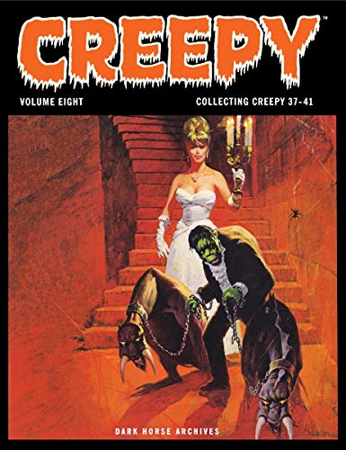 9781595825681: Creepy Archives Volume 8