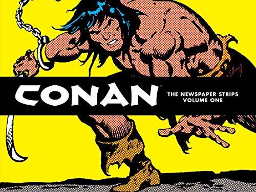 9781595825766: Conan: Newspaper Strips Volume 1
